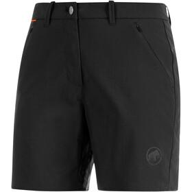 Mammut Hiking Shorts Dames, zwart